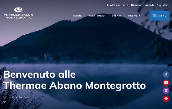 Visita il sito di Promozione turistica di Abano e Montegrotto